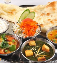 KHANA, Indian-Pakistani restaurant